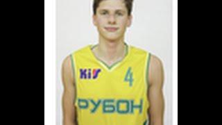 Ivan Aladko Highlights 2014/2015 BС RUBON (BLR) #4