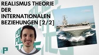 Hegemonie & Imperium in der Realismus Theorie der IB