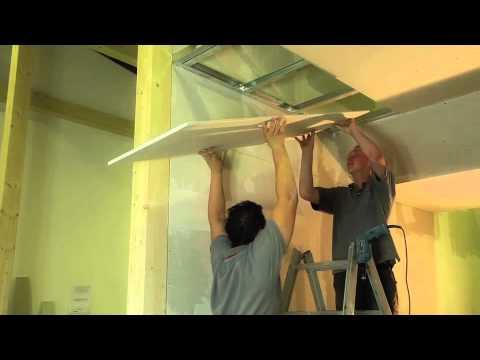 Lindner Group - Ausbildung zum/r Trockenbaumonteur/in - YouTube