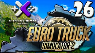 SKS Plays Euro Truck Simulator 2 Gameplay:  England!  [Episode 25]