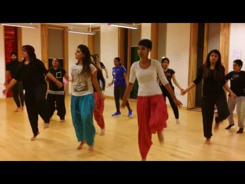 Laden by Jassi Gill- wolves bhangra academy