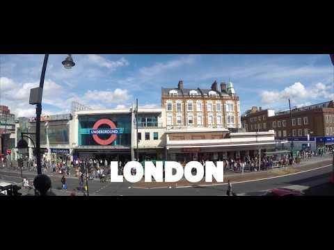 BRIXTON VILLAGE, London Chet Faker GoPro!!
