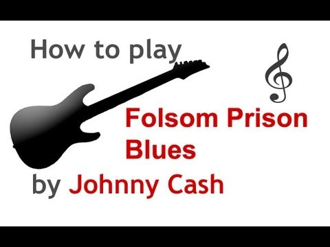 Folsom Prison Blues guitar lesson, with chords - guitarguitar.net ...
