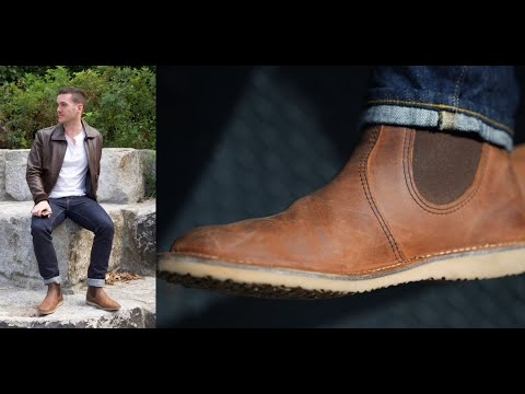 Red Wing Weekender Chelsea Review: Leisure Boots With Workwear Pedigree