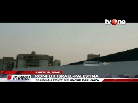Konflik Israel-Palestina Kian Panas, Saling Luncurkan Roket Di Udara | TvOne