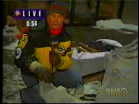 WHASTV 1996: 1996 Terry Meiners Ice Sculpting