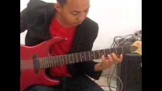 Belajar CEPAT Senam jari Gitar Pemula ala Pangeran kumis