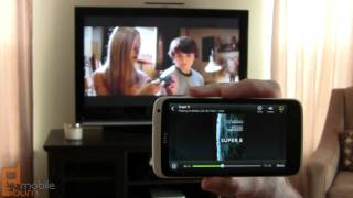 HTC Media Link HD demo