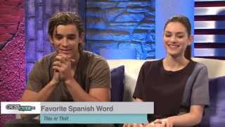 """The Giver"" - Brenton Thwaites Interview ""This or That"""