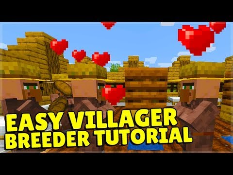 the-easiest-way-to-breed-villagers-in-minecraft-1.14+-(easy-tutorial)
