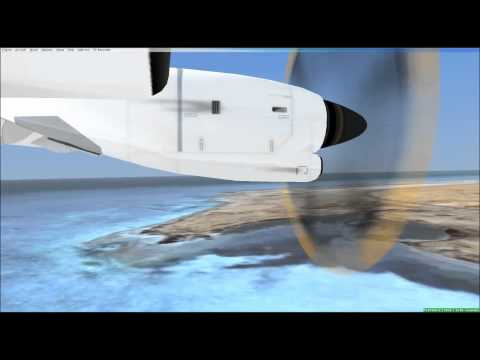Tunisair Express Tunis-Djerba-Sfax (FSX)