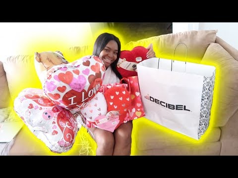 SURPRISING JASS WITH VALENTINE'S DAY GIFTS‼️