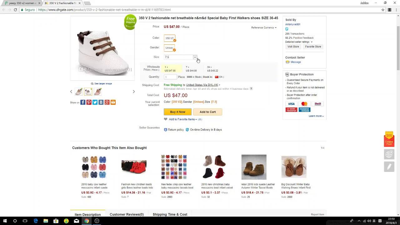 Qiqifashion shoes shopping yupoo process