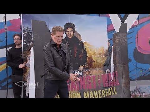 David Hasselhoff Und Der Berliner Mauerfall (Brisant 17.09.2019)