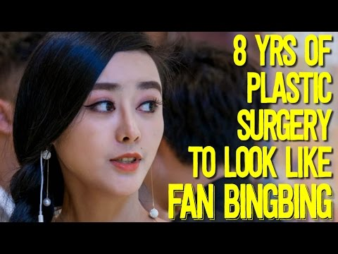 Woman Has 8 years of Plastic Surgery to Look Like Fan Bingbing and IT WORKED!