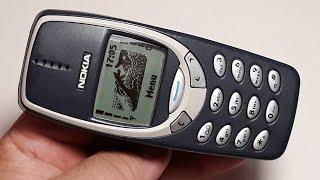 Капсула времени Nokia 3310 . Retro Telefon aus Deutschland. Ретро телефон. Retro phone вот это он