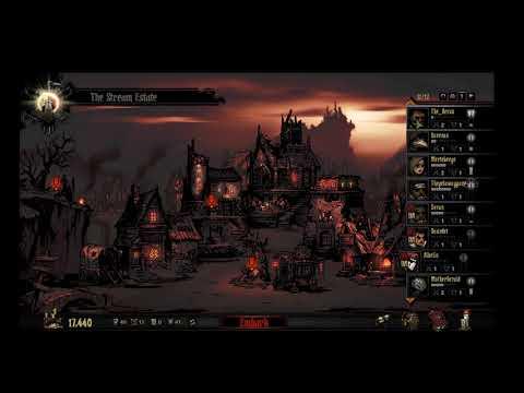 Stream Archive of Darkest Dungeon - Stream 2