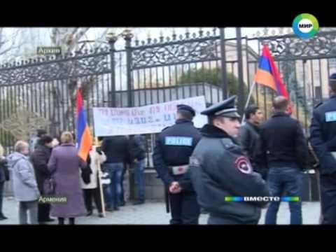 Россия поможет Армении и Кыргызстану