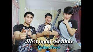Một ngày rất khác | Soobin Hoàng Sơn Ft. Suni Hạ Linh | Guitar cover by F4+