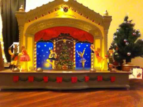 nutcracker suite stage collectible christmas decoration - Christmas Stage Decorations