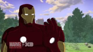 Marvel's Avengers Assemble Season 2, Ep. 16 - Clip 1