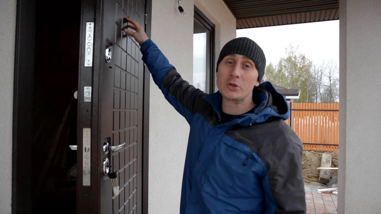 Дверь Torex Snegir 20 (Снегирь 20) - YouTube