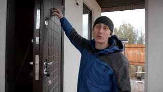 видео Двери с терморазрывом