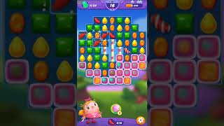 Candy Crush FRIENDS Saga level 16 no boosters