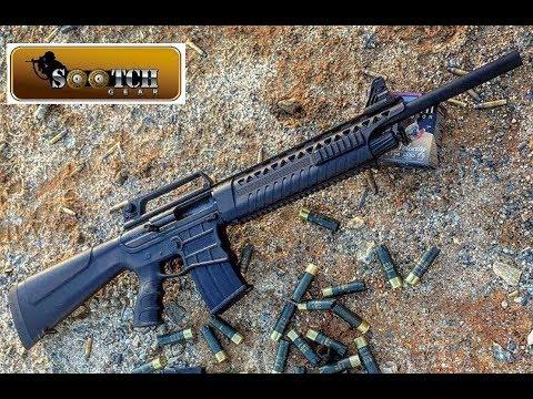Rock Island Armory VR 60 AR 12 Gauge Shotgun