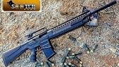 Rock Island Armory brings us an AR-style, box fed shotgun with