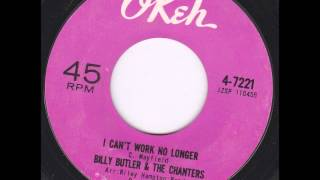 Billy Butler And The Chanters  - I Can