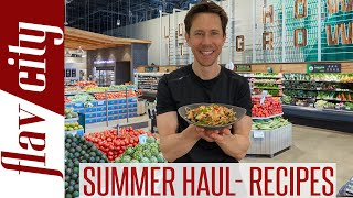 What To Buy At Whole Foods Right Now - Shop & Cook Healthy Recipes With Me!