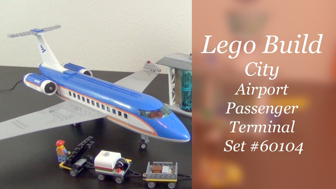 Toy Airport Terminal Set The Best Of 2018 3182 Lego City Toys Thehut