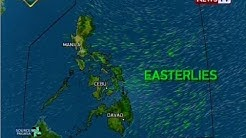QRT: Weather update as of 5:57 p.m. (March 2, 2018)