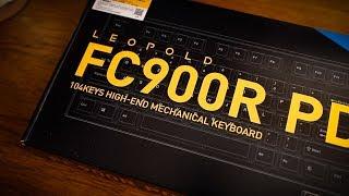 机械键盘中的贵族品牌 Leopold FC900R