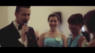 Ведущий на свадьбу в Москве— Сергей Пичугин | Традиция, букет невесты