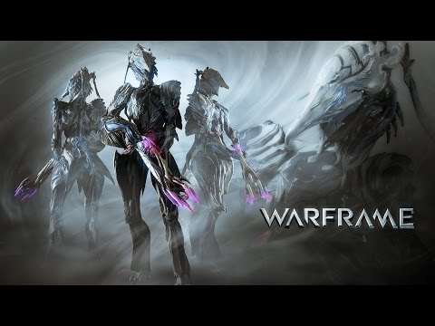 Warframe 10 Wave Defence PC Gameplay