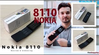 NOKIA 8110 4G BANANA PHONE 2018