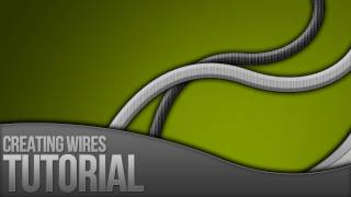 Photoshop Tutorial: How to create Wires