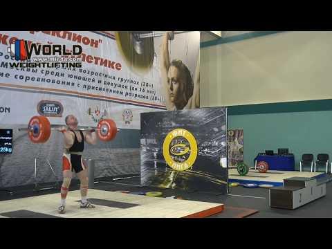 ФИЛИМОНОВ/FILIMONOV (105,М-60) 85-90-**/120-125R-***. Russian Championships Masters 02-06.03.2016.