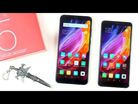 ЧЕСТНЫЙ ОБЗОР Xiaomi Redmi 5! СРАВНЕНИЕ С Meizu M6S и Xiaomi Redmi 5 Plus! КОСЯКИ И ПЛЮШКИ! ОТЗЫВ