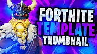 "NEW ""SEASON 5"" BATTLE PASS SKINS & MORE THUMBNAIL TEMPLATE! - (Fortnite GFX Template Pack)"