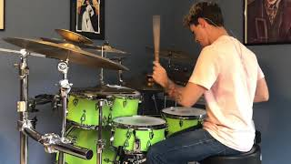 Tyler Briggs | August Burns Red | Dismembered Memory | Drum Cover