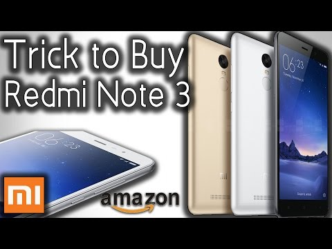 Script to Buy Redmi Note 3  Successfully in Amzon flash sale