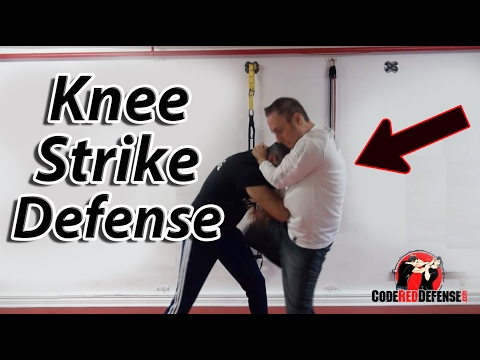 How to Defend against Knee Strikes