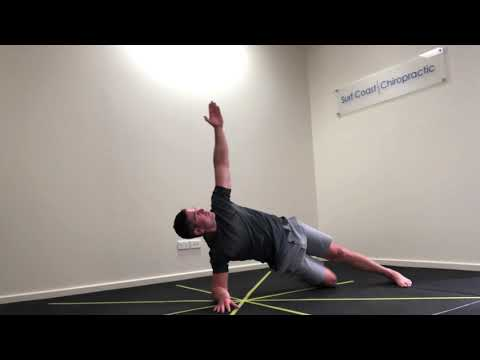 A stronger core means a stronger spine