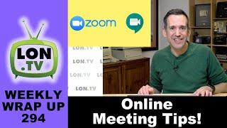 Zoom vs. Google Meet & Online Meeting Tips!