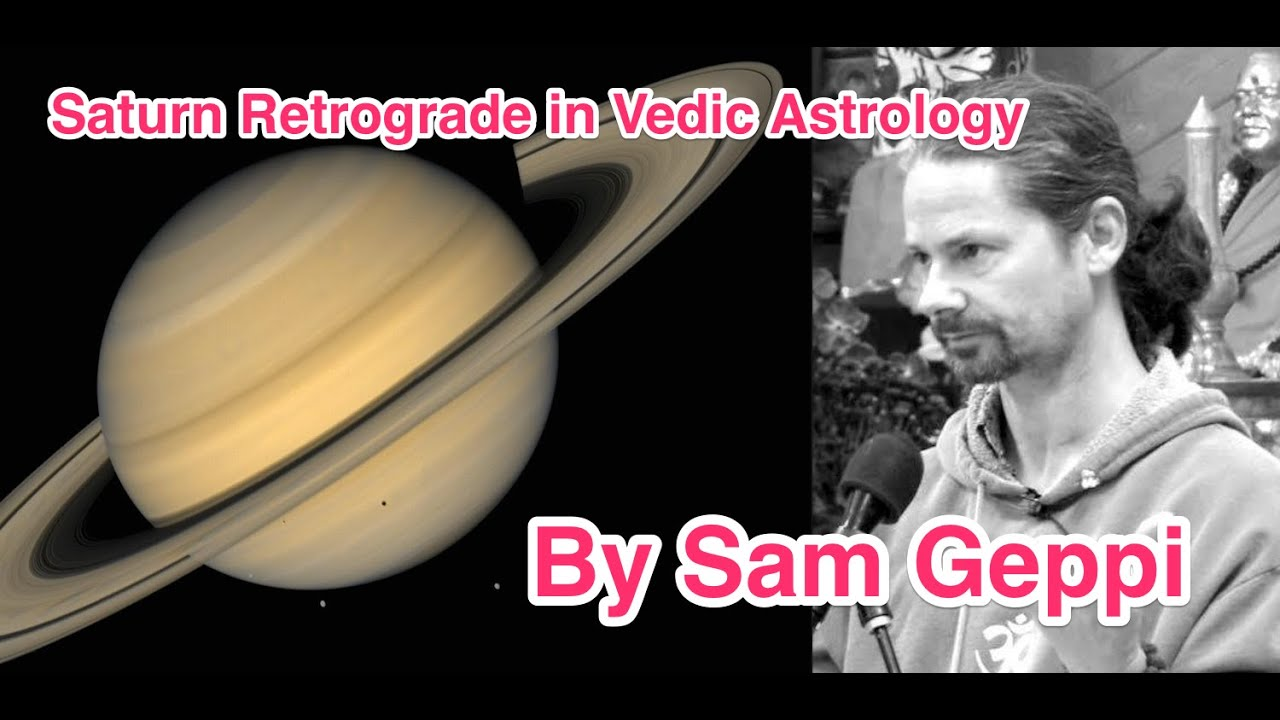 Saturn retrograde in vedic astrology youtube saturn retrograde in vedic astrology nvjuhfo Choice Image
