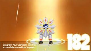 Poketown Legendary (Pokemon Adventure) Best Player / Evolve Solgaleo - Android IOS Gameplay Part 182