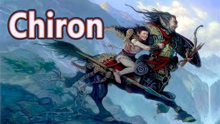 Chiron: The Centaur (The Great Teacher) - Mythology Dictionary #14 See U in History